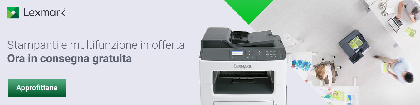 Lexmark Stampanti