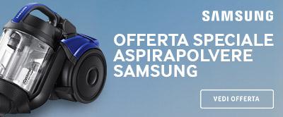 Samsung Aspirapolvere Scope elettriche
