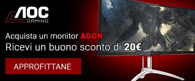Aoc Monitor PC Gaming Agon