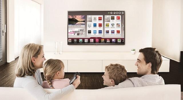 Smart TV, il centro dell'intrattenimento domestico grazie alle App