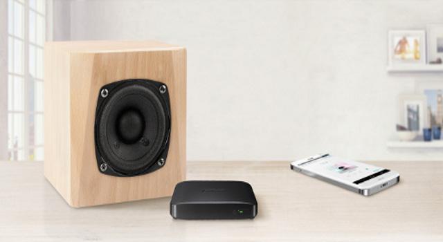ASUS Clique R100, la soluzione smart per musica wireless
