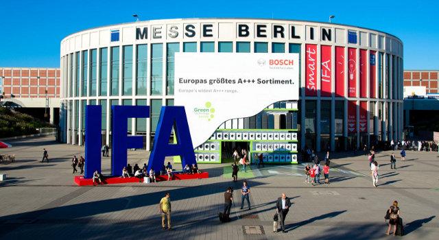 IFA 2016: la fiera dell'elettronica apre oggi a Berlino