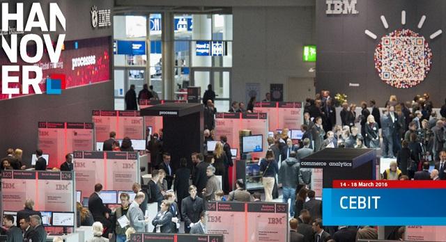 CeBit 2016: l'ICT in scena alla Fiera di Hannover