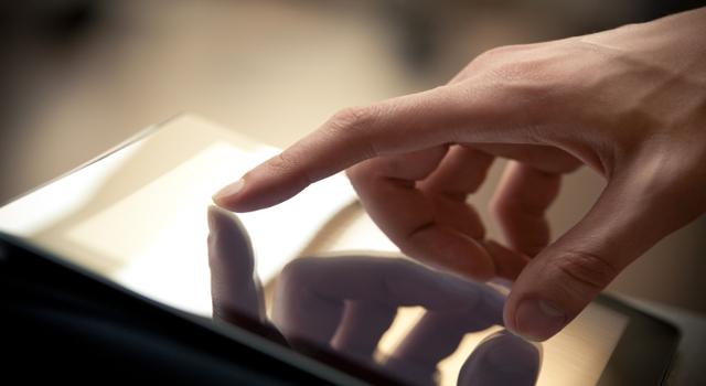 Computer touchscreen, il tocco dell'innovazione
