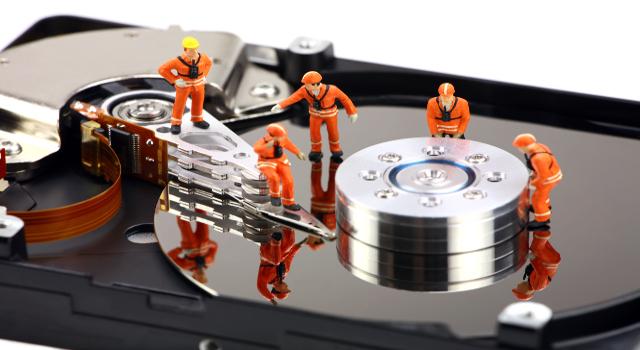 Data recovery: recuperare i dati dall'hard disk in modo professionale non è una chimera