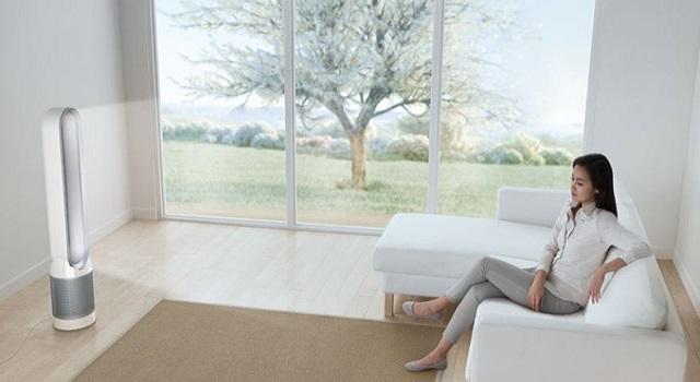 Dyson Pure Cool Link: il purificatore d'aria per la salute della tua casa