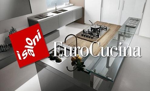 EuroCucina 2016 coniuga tecnologia e design