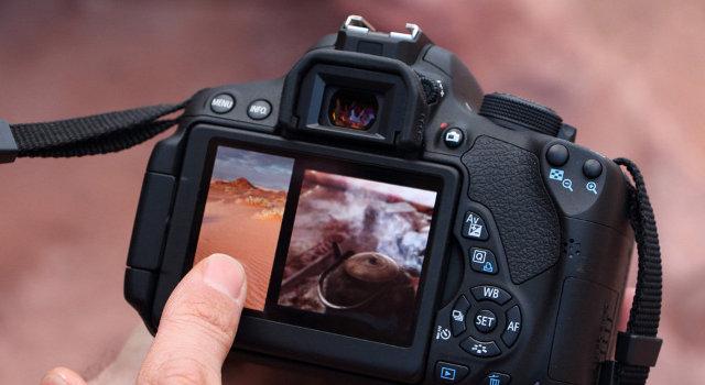 Fotocamere digitali touchscreen, come scegliere?