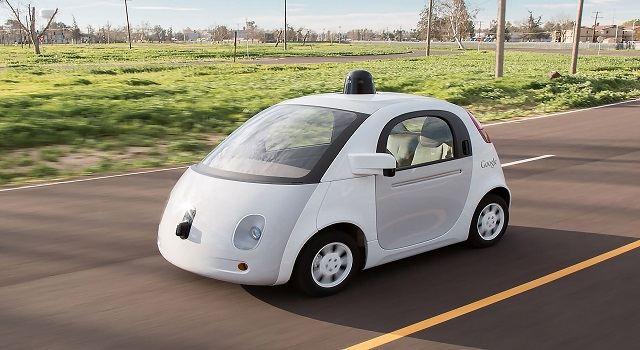 Self - Driving Car Project: l'auto di Google presto in strada