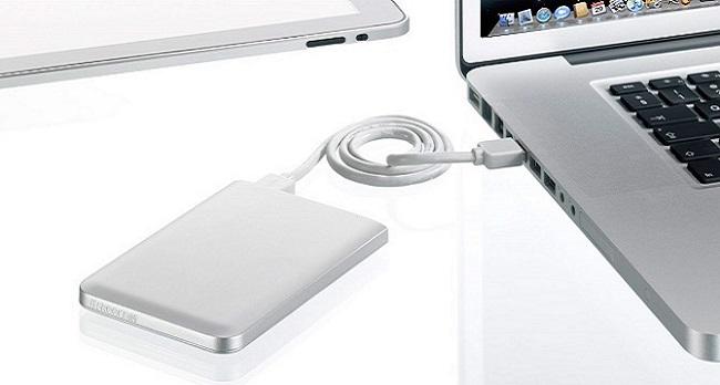 HDD esterni super veloci con lo standard USB 3.0