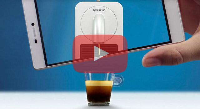 Nespresso Prodigio - Il caff� connesso in Bluetooth