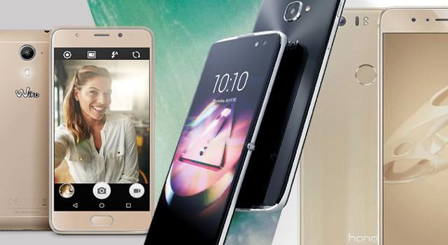 Honor, Wiko e Alcatel: le novità smartphone a confronto