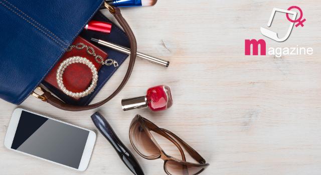 I 5 oggetti hi-tech che non possono mancare nella borsa di una donna