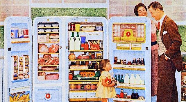 La storia del frigo - Quanta strada ha fatto il frigidaire