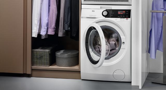 Lavatrici AEG: le nuove macchine che si prendono cura del bucato