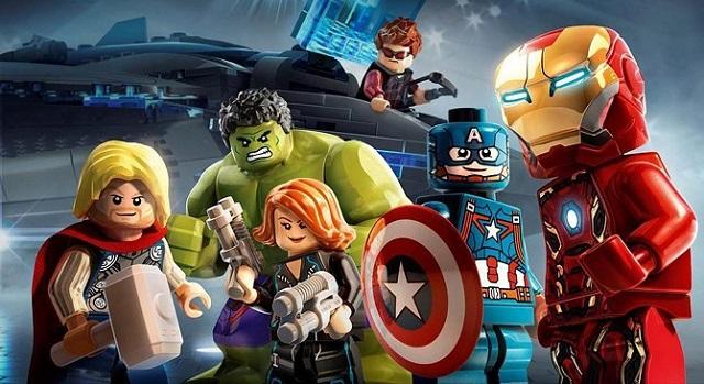 Lego Marvel's Avengers: tornano oggi i Vendicatori in formato mattoncini