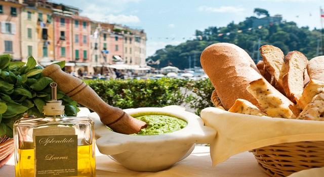 Liguria: terra e mare si uniscono in cucina