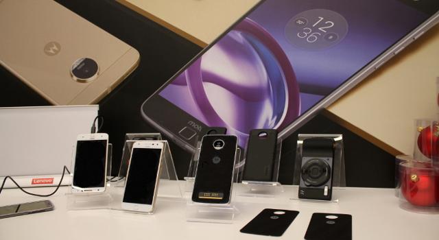 Moto Z, Moto Z Play e Moto Mods: le novità mobile di Lenovo