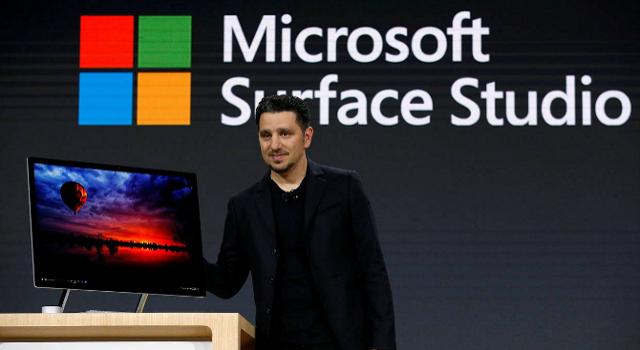 Novità Microsoft: Surface Studio e Windows 10 Creators Update