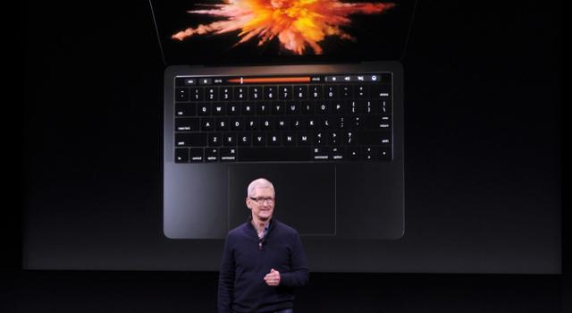 Nuovi MacBook Pro: la touch bar e tutte le altre novità