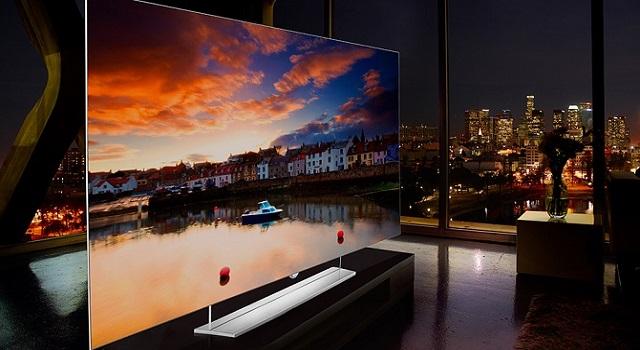 OLED TV un'esperienza di visione unica