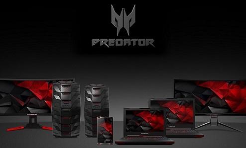 Predator: la linea di prodotti Acer dedicati al gaming