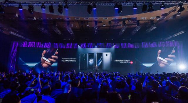 Presentati a Monaco Huawei Mate 9 e Mate 9 Porsche Design
