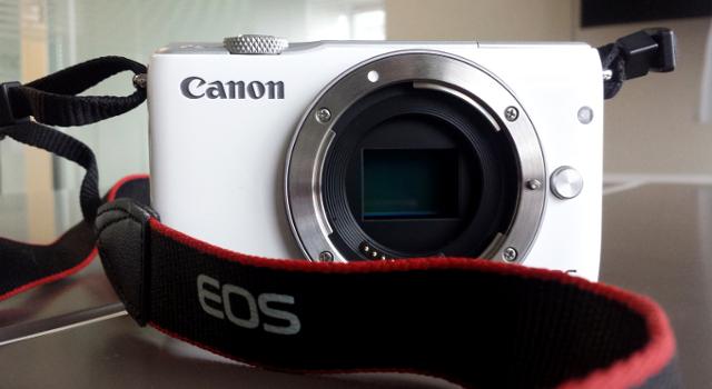 Recensione fotocamera mirrorless Canon EOS M10