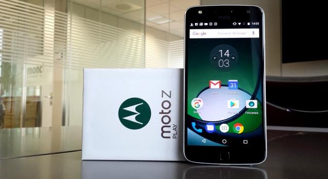 Recensione Lenovo Moto Z Play