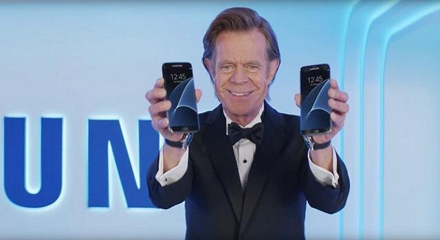 And the winner is... Samsung Galaxy S7. Uno smartphone da Oscar
