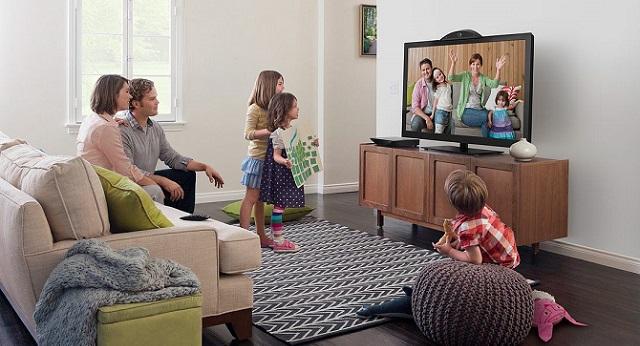 TV LED con tecnologia Wireless HD
