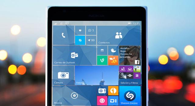 Windows 10 Mobile: tutto quello che c'è da sapere sul nuovo sistema operativo