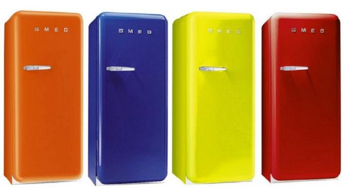 Frigoriferi colorati (frigorifero, frigo, colorati) - Social ...