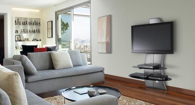 Come scegliere la staffa di supporto giusta per il proprio - Mobili porta tv meliconi ...