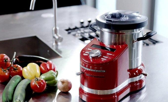 Robot Da Cucina Che Cuoce. Cool Robot Da Cucina La Caraffa Classica ...