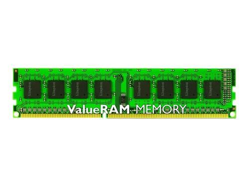 Memoria RAM Kingston Valueram - ddr3 - modulo - 8 gb - dimm a 240 pin kvr16n11/8