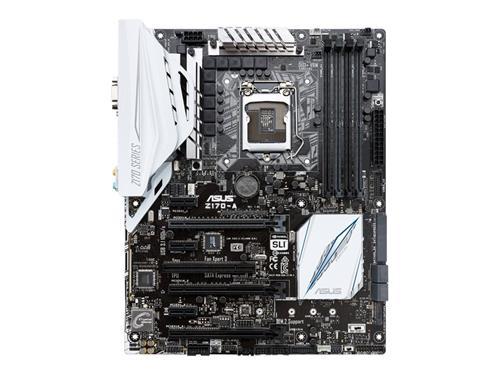 Carte-mere-ASUS-Z170-A-Carte-mere-ATX-Socket-LGA1151-Z170-USB-3-0-USB