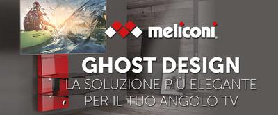 Meliconi Ghost Design