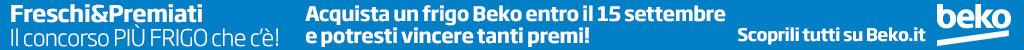 Beko Concorso Freschi&Premiati