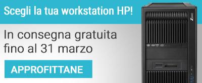 HP Workstation Consegna Gratuita