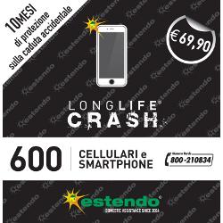 Estensione di Assistenza Smartphone Cellulari 10 mesi 400  - 600¤