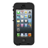 Custodia LifeProof - CUSTODIA IPHONE5 NUUD BLACK