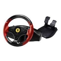 Volante ferrari racing wheel red legend.
