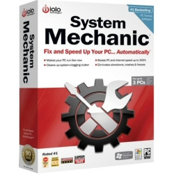 System Mechanic V.9.5 box 3 licenze