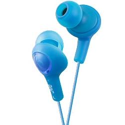 Auricolari gumy plus ha-fx5 azzurro.