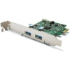 Scheda PCI Buffalo Technology - Ifc-pcie2u3-eu