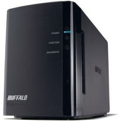 Linkstation duo 4tb