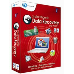 Stellar Phoenix Data Recovery Mac