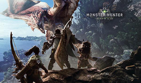 NVIDIA ti regala Monster Hunter