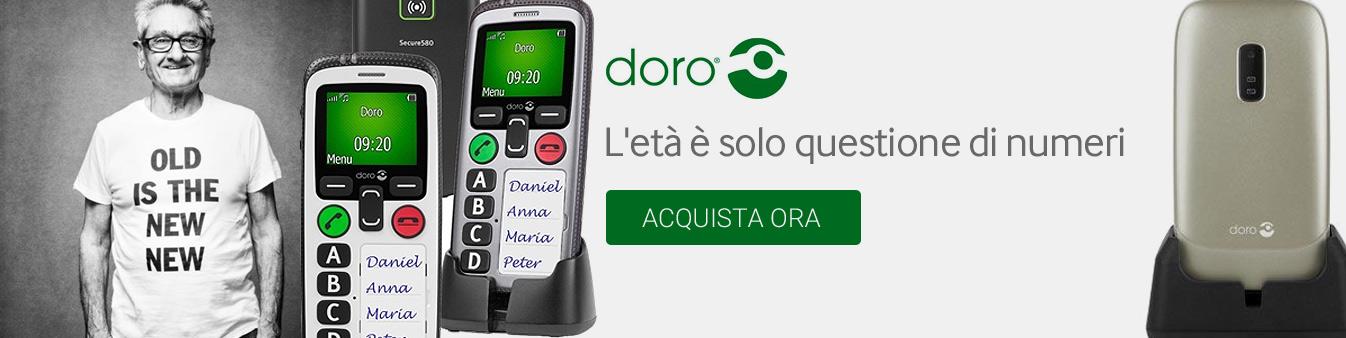 Cellulari Doro